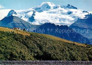 AK / Ansichtskarte Island Skaftafell Naturschutzgebiet Vulkan Landschaftspanorama Island