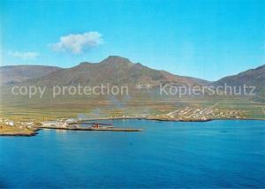 AK / Ansichtskarte Skagastroend Fliegeraufnahme