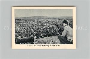 AK / Ansichtskarte Militaria_Deutschland_WK2 Von N?rnberg bis Stalingrad Das Ende Zusammenbruch der Westfront Eilebrecht Zigaretten