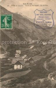 AK / Ansichtskarte Queyras_La_Monta Route du Col Izoard Les Moulins