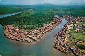 AK / Ansichtskarte Perak Port Weld aerial view Perak