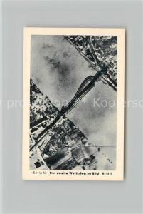 AK / Ansichtskarte Militaria_Deutschland_WK2 Von Stalingrad bis N?rnberg Vorstoss ?ber den Rhein Remagen Br?cke  Eilebrecht Zigaretten