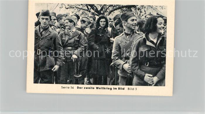 AK / Ansichtskarte Militaria_Deutschland_WK2 Von Stalingrad bis N?rnberg Zusammenbruch auf dem Balkan Tito Eilebrecht Zigaretten  0