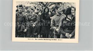 AK / Ansichtskarte Militaria_Deutschland_WK2 Von Stalingrad bis N?rnberg Zusammenbruch auf dem Balkan Tito Eilebrecht Zigaretten