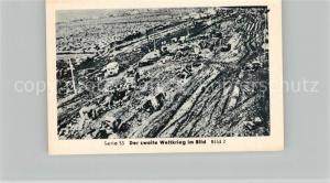 AK / Ansichtskarte Militaria_Deutschland_WK2 Von Stalingrad bis N?rnberg Zusammenbruch im Osten R?ckzugsstrasse Eilebrecht Zigaretten