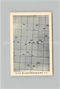AK / Ansichtskarte Militaria_Deutschland_WK2 Von Stalingrad bis N?rnberg Bomben auf Deutschland Alliierte Luftwaffe Eilebrecht Zigaretten