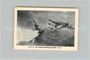 AK / Ansichtskarte Militaria_Deutschland_WK2 Von Stalingrad bis N?rnberg Bomben auf Deutschland Pausenlose Angriffe Eilebrecht Zigaretten