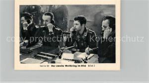 AK / Ansichtskarte Militaria_Deutschland_WK2 Von Stalingrad bis N?rnberg Bomben auf Deutschland Schwierige Abwehr Eilebrecht Zigaretten