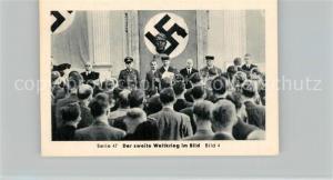AK / Ansichtskarte Militaria_Deutschland_WK2 Von Stalingrad bis N?rnberg Berlin am 20. Juli 1944 Das Urteil Eilebrecht Zigaretten