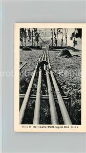 AK / Ansichtskarte Militaria_Deutschland_WK2 Von Stalingrad bis N?rnberg Landek?pfe ?l direkt von England Eilebrecht Zigaretten