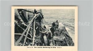 AK / Ansichtskarte Militaria_Deutschland_WK2 Von Stalingrad bis N?rnberg Dieppe Eilebrecht Zigaretten