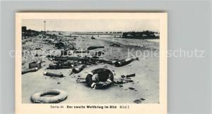 AK / Ansichtskarte Militaria_Deutschland_WK2 Von Stalingrad bis N?rnberg Dieppe Gescheitert Eilebrecht Zigaretten
