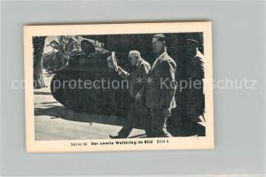 AK / Ansichtskarte Militaria_Deutschland_WK2 Von Stalingrad bis N?rnberg Toulan Casablanca Eilebrecht Zigaretten