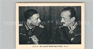 AK / Ansichtskarte Militaria_Deutschland_WK2 Von N?rnberg bis Stalingrad Verb?ndete im Kampf gegen Russland Finnland Eilebrecht Zigaretten