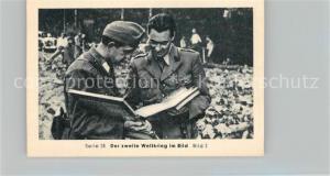 AK / Ansichtskarte Militaria_Deutschland_WK2 Von N?rnberg bis Stalingrad Verb?ndete im Kampf gegen Russland Ungarn Eilebrecht Zigaretten