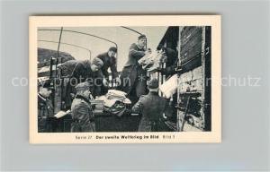 AK / Ansichtskarte Militaria_Deutschland_WK2 Von N?rnberg bis Stalingrad Die Heimat spendet f?r das Ostheer Propaganda Eilebrecht Zigaretten