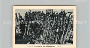 AK / Ansichtskarte Militaria_Deutschland_WK2 Von N?rnberg bis Stalingrad Die Heimat spendet f?r das Ostheer Schneeschuhe f?r den Osten Eilebrecht Zigaretten
