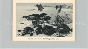 AK / Ansichtskarte Militaria_Deutschland_WK2 Von N?rnberg bis Stalingrad R?ckschlag vor MoskauEinbr?che an der Donezfront Eilebrecht Zigaretten