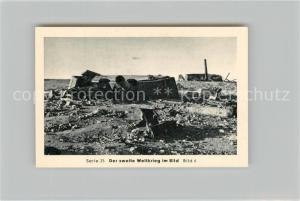 AK / Ansichtskarte Militaria_Deutschland_WK2 Von N?rnberg bis Stalingrad Sieg reiht sich an Sieg Sewastopol Eilebrecht Zigaretten