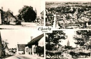 AK / Ansichtskarte Charly_Cher Vues d ensemble Eglise Charly Cher