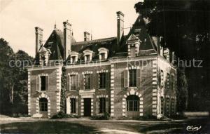 AK / Ansichtskarte Brinon sur Sauldre Chateau de La Minee Schloss Brinon sur Sauldre