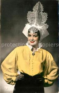 AK / Ansichtskarte Les_Sables d_Olonne La Reine de la ville Costumes Trachten Les_Sables d_Olonne