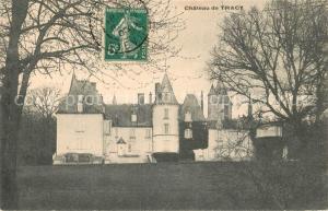 AK / Ansichtskarte Tracy sur Loire Chateau Schloss Tracy sur Loire