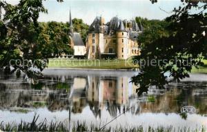 AK / Ansichtskarte Oizon Chateau de la Verrerie Schloss Oizon