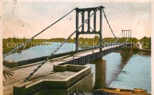 AK / Ansichtskarte Marmande Nouveau Pont sur la Garonne Marmande