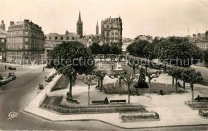 AK / Ansichtskarte Limoges_Haute_Vienne Place Jourdan Limoges_Haute_Vienne