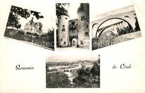 AK / Ansichtskarte Ceret Chateau Bardou Job Porte fortifiee Trois Ponts Ceret