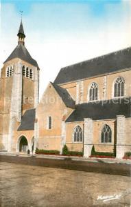 AK / Ansichtskarte Chateauneuf sur Loire Eglise Kirche Chateauneuf sur Loire