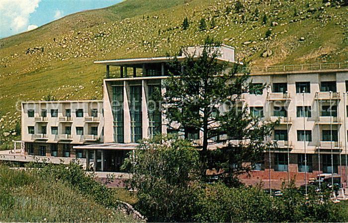 AK / Ansichtskarte Ulan Bator Hotel Bordo Ula Ulan Bator 0