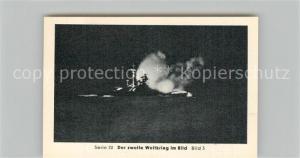 AK / Ansichtskarte Militaria_Deutschland_WK2 Von N?rnberg bis Stalingrad Heidenkampf der Bismarck Untergang der Hood Eilebrecht Zigaretten