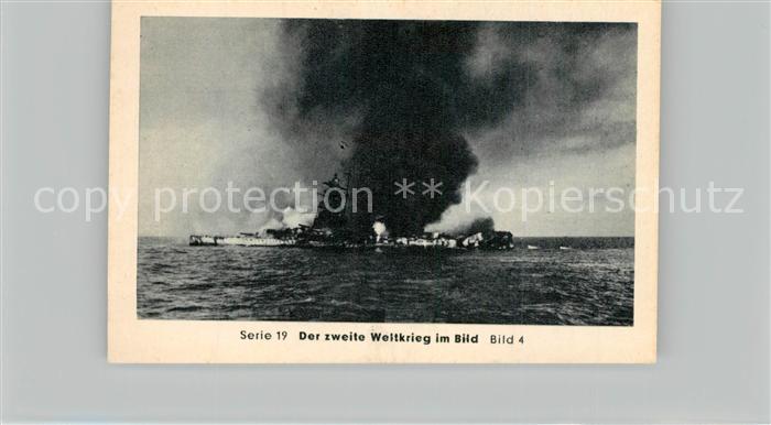 AK / Ansichtskarte Militaria_Deutschland_WK2 Von N?rnberg bis Stalingrad Kriegsmarine auf allen Meeren Admiral Graf Spee im Todeskampf Eilebrecht Zigaretten  0