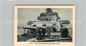 AK / Ansichtskarte Militaria_Deutschland_WK2 Von N?rnberg bis Stalingrad Kriegsmarine auf allen Meeren Eismeer Eilebrecht Zigaretten