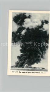 AK / Ansichtskarte Militaria_Deutschland_WK2 Von N?rnberg bis Stalingrad Kriegsmarine auf allen Meeren Deutsche Hilfskreuzer Eilebrecht Zigaretten
