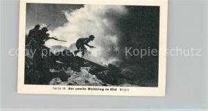 AK / Ansichtskarte Militaria_Deutschland_WK2 Von N?rnberg bis Stalingrad Rommel Grosser R?ckschlag Eilebrecht Zigaretten