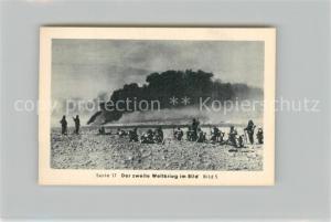AK / Ansichtskarte Militaria_Deutschland_WK2 Von N?rnberg bis Stalingrad Afrika Gegenoffensive Eilebrecht Zigaretten