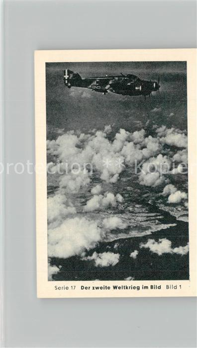 AK / Ansichtskarte Militaria_Deutschland_WK2 Von N?rnberg bis Stalingrad Afrika Italienische Bomben ?ber Malta  Eilebrecht Zigaretten  0