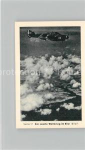 AK / Ansichtskarte Militaria_Deutschland_WK2 Von N?rnberg bis Stalingrad Afrika Italienische Bomben ?ber Malta  Eilebrecht Zigaretten