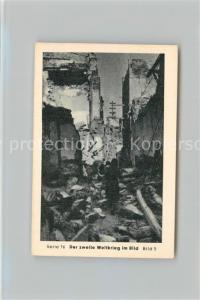AK / Ansichtskarte Militaria_Deutschland_WK2 Von N?rnberg bis Stalingrad Kreta Eilebrecht Zigaretten