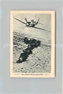 AK / Ansichtskarte Militaria_Deutschland_WK2 Von N?rnberg bis Stalingrad Afrika Luftwaffe Eilebrecht Zigaretten