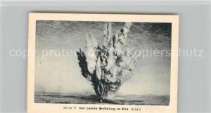 AK / Ansichtskarte Militaria_Deutschland_WK2 Von N?rnberg bis Stalingrad Afrika Kampf in der W?ste Eilebrecht Zigaretten