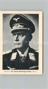 AK / Ansichtskarte Militaria_Deutschland_WK2 Von N?rnberg bis Stalingrad Kreta Fallschirmj?gergeneral Student Eilebrecht Zigaretten
