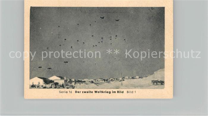 AK / Ansichtskarte Militaria_Deutschland_WK2 Von N?rnberg bis Stalingrad Kreta Sperriegel Eilebrecht Zigaretten  0