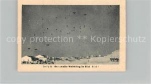 AK / Ansichtskarte Militaria_Deutschland_WK2 Von N?rnberg bis Stalingrad Kreta Sperriegel Eilebrecht Zigaretten