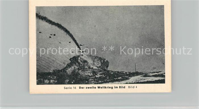 AK / Ansichtskarte Militaria_Deutschland_WK2 Von N?rnberg bis Stalingrad Kreta Schwere Verluste Eilebrecht Zigaretten  0