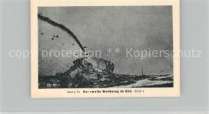 AK / Ansichtskarte Militaria_Deutschland_WK2 Von N?rnberg bis Stalingrad Kreta Schwere Verluste Eilebrecht Zigaretten