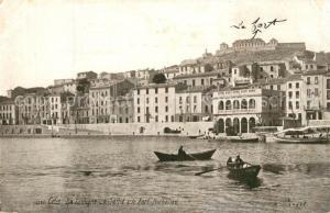AK / Ansichtskarte Cette_Sete La Consigne La Sante et Fort Richelieu